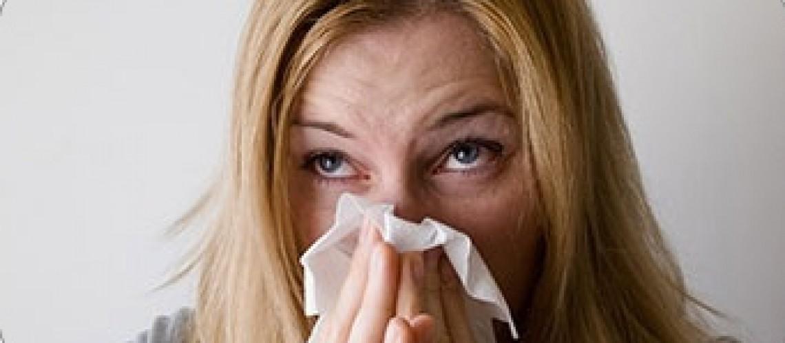 Wanneer een verstopte neus sinusitis wordt…
