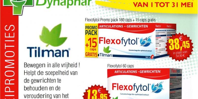 Promotie van de maand: Flexofytol
