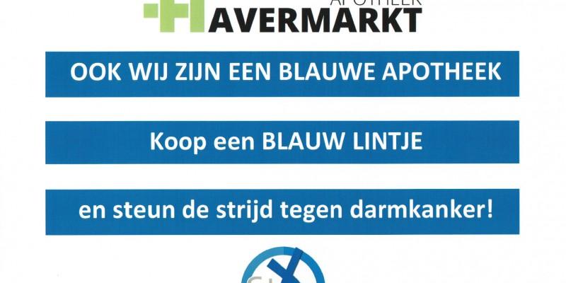 Stop darmkanker - De Blauwe Apotheek