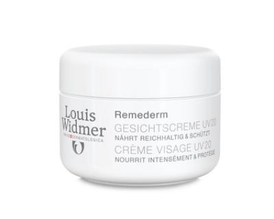 Remederm UV20 gezichtscrème