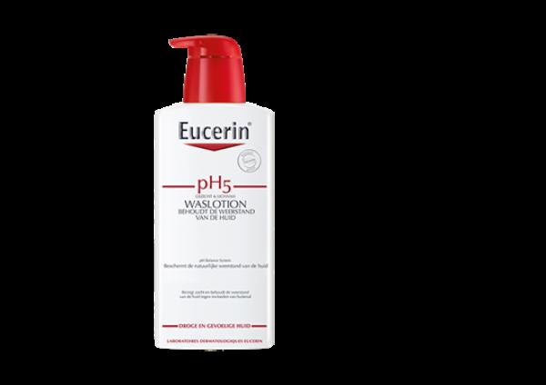 Eucerin pH5 Waslotion 400 ml