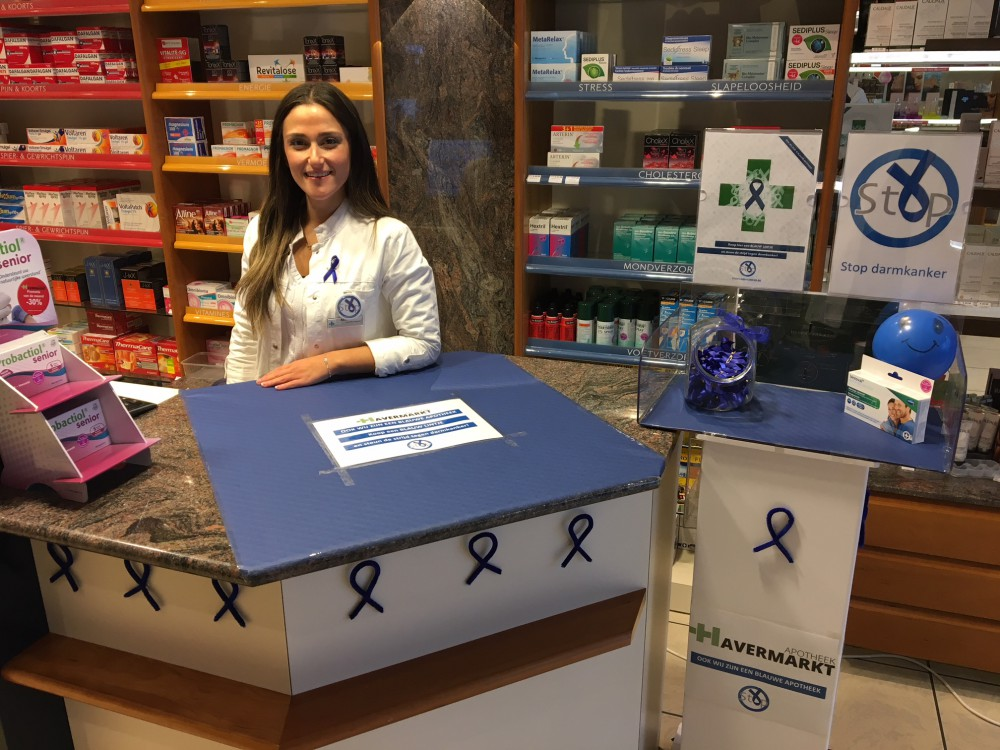 Alissa in de blauwe apotheek